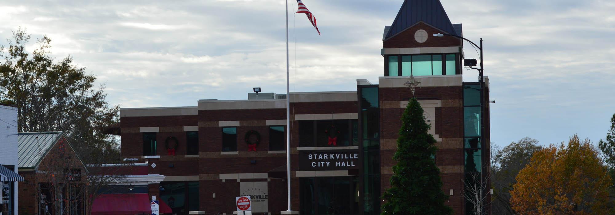 Starkville City Hall