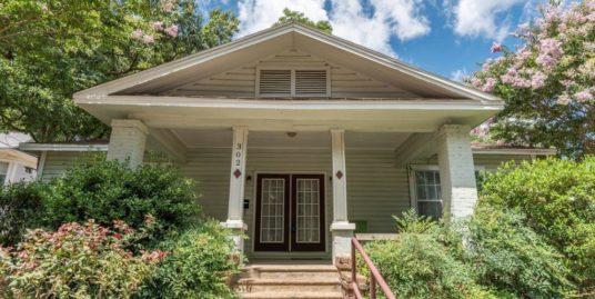 302 S Jackson St, Starkville, MS 39759